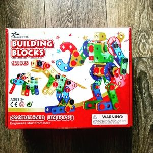 NEW - Building 👷‍♂️🙌 Block Set